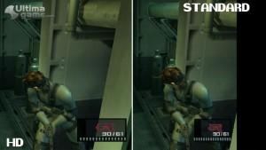 Talán az MGS 2 esetében a legkisebb a különbség