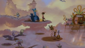 BrokenAge just clouds